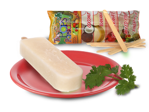 Passion Fruit And Guava Pops Recipe — Dishmaps